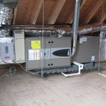 Attic_hvac-installation